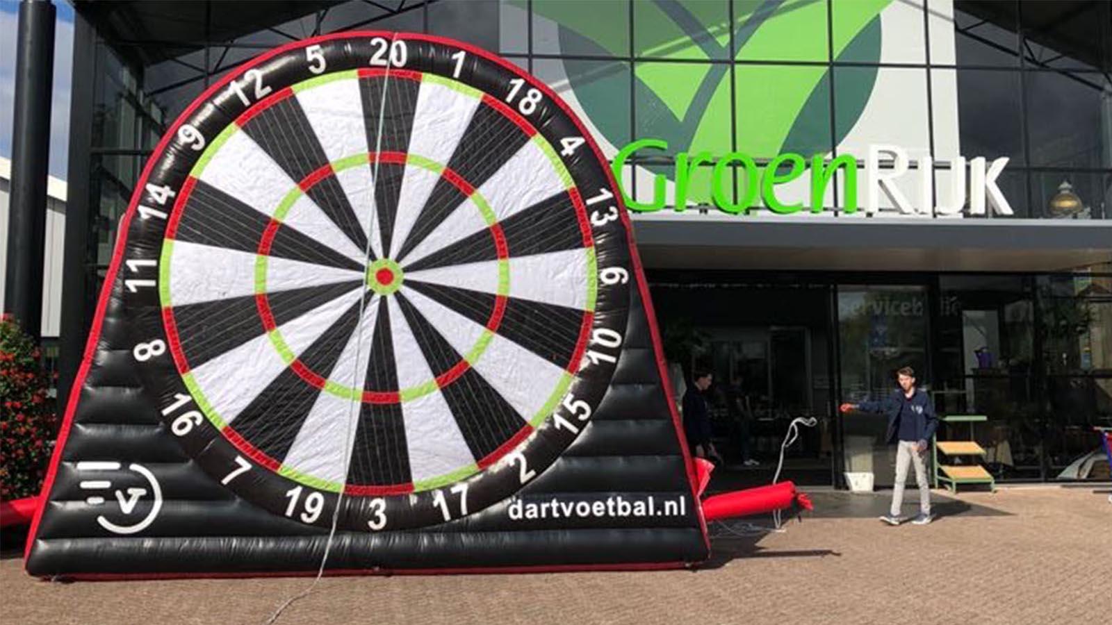dart voetbal